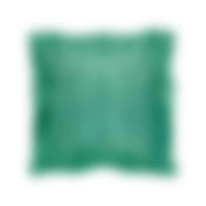 Iittala   35x35cm X Issey Herringbone Emerald Miyake Cushion