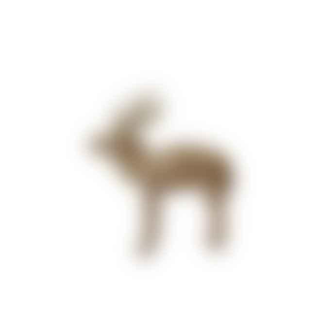 Dassie Artisan Small Jute Reindeer