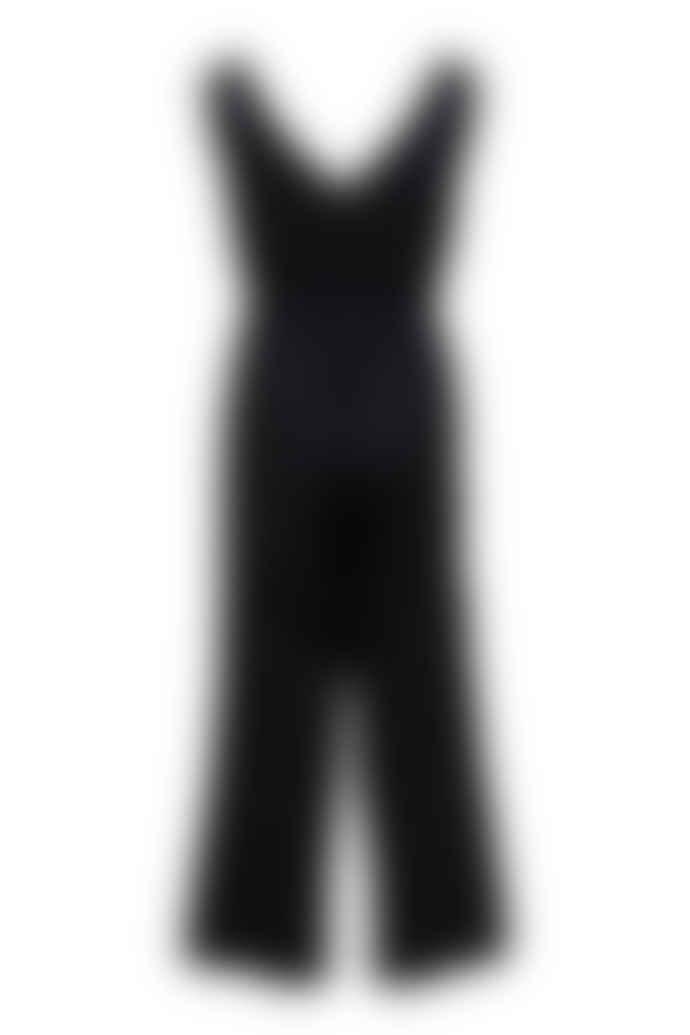 Shio Linen Jumpsuit - Black