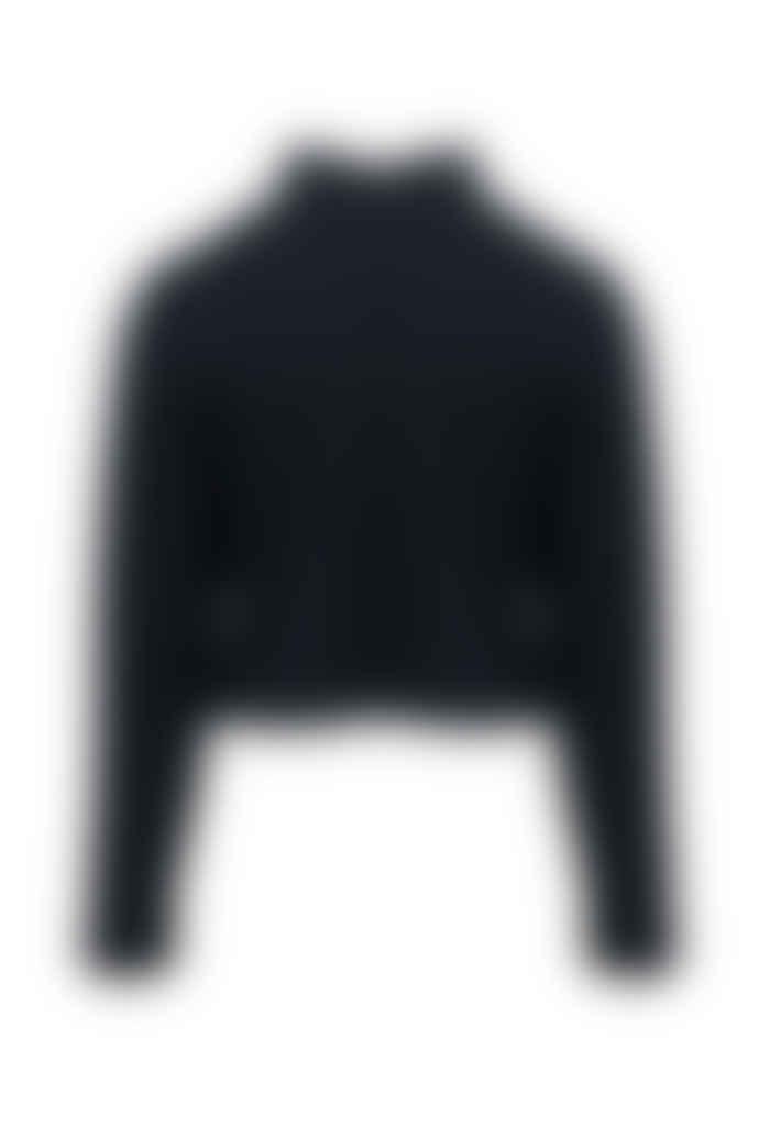 Shio Middo Sweater - Black