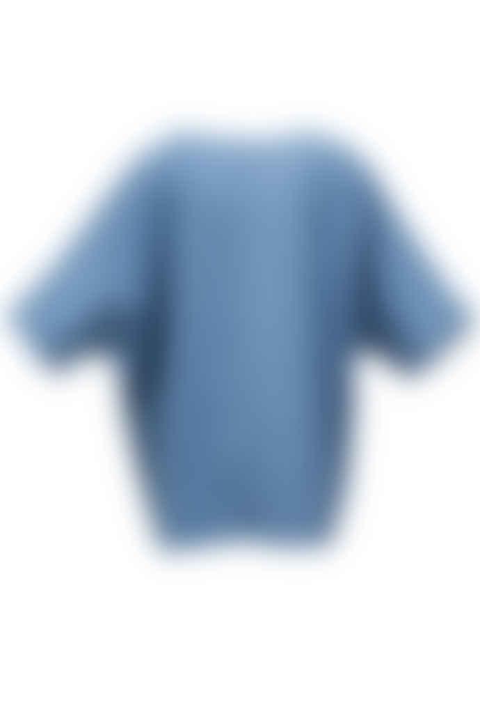 Shio Poketto Tunic - Cornflower Blue