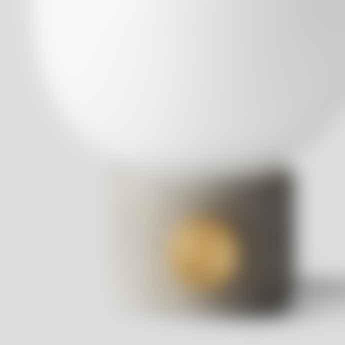 Menu JWDA Table  Concrete Lamp
