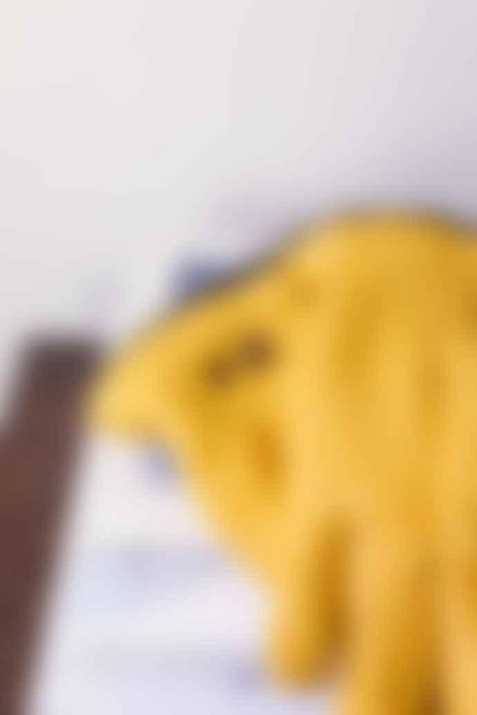 Hestra A 4 Mens Utsjo Mustard Elk Leather Gloves