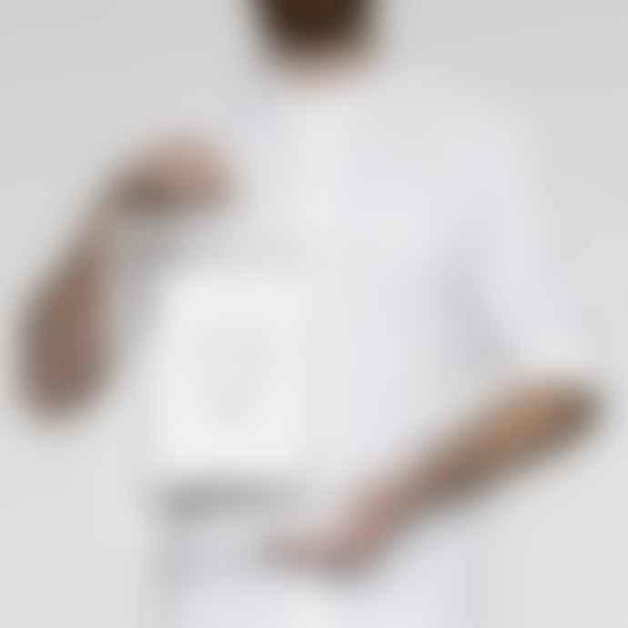Moebe A 4 White Frame