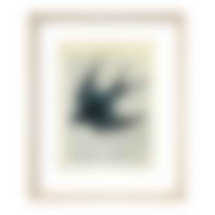 King & McGaw Marion Mcconaghie Framed The Blue Bird Open Edition Print