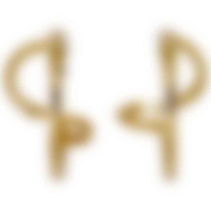 Pilgrim Gold 62182013 Lyra Earrings