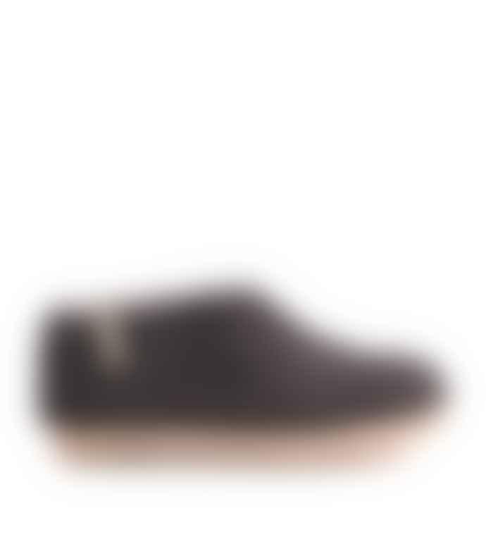 Egos Copenhagen Black Slipper Shoe