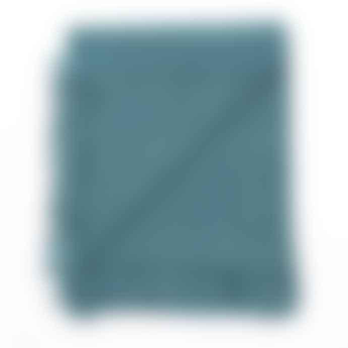 Lapuan Kankurit Petrol Alva Weave Blanket