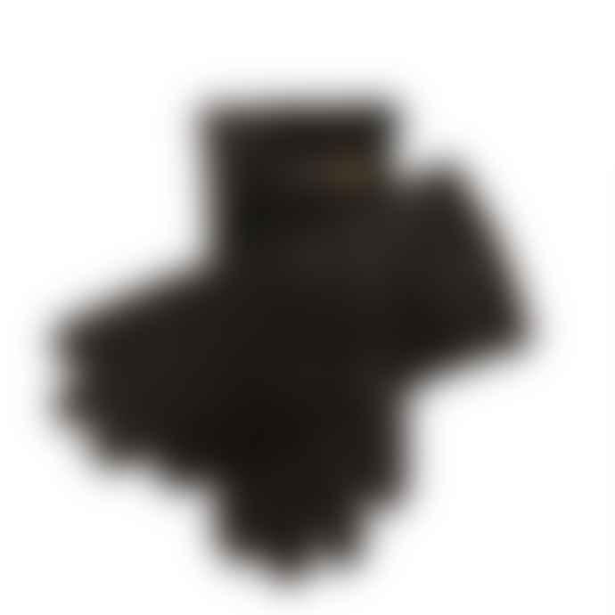 Dents  Black Canterbury Deerskin Leather Gloves