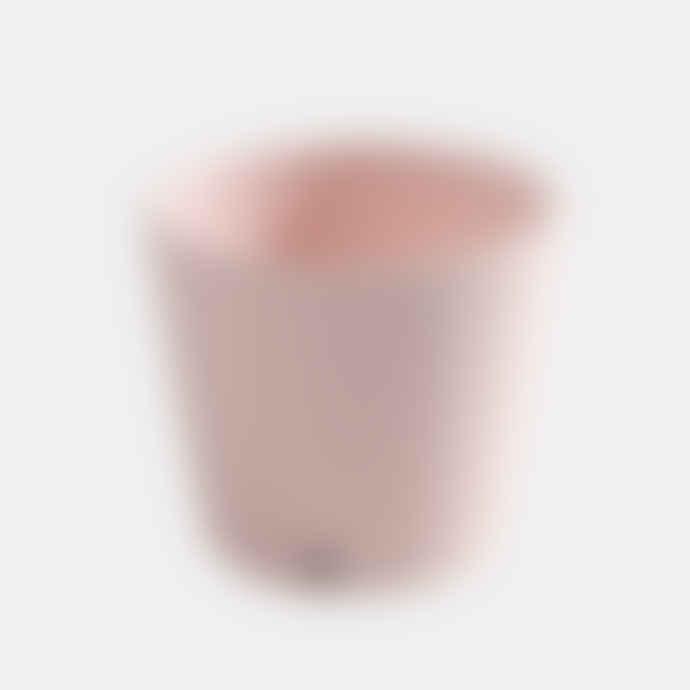 Serax Small Hand Painted Pot Pink
