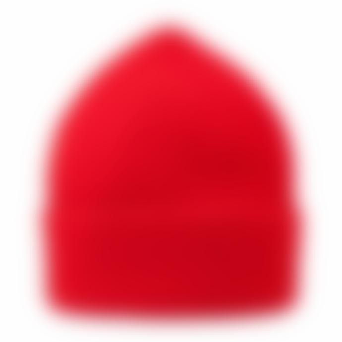 Le Bonnet Crimson Lambswool Beanie