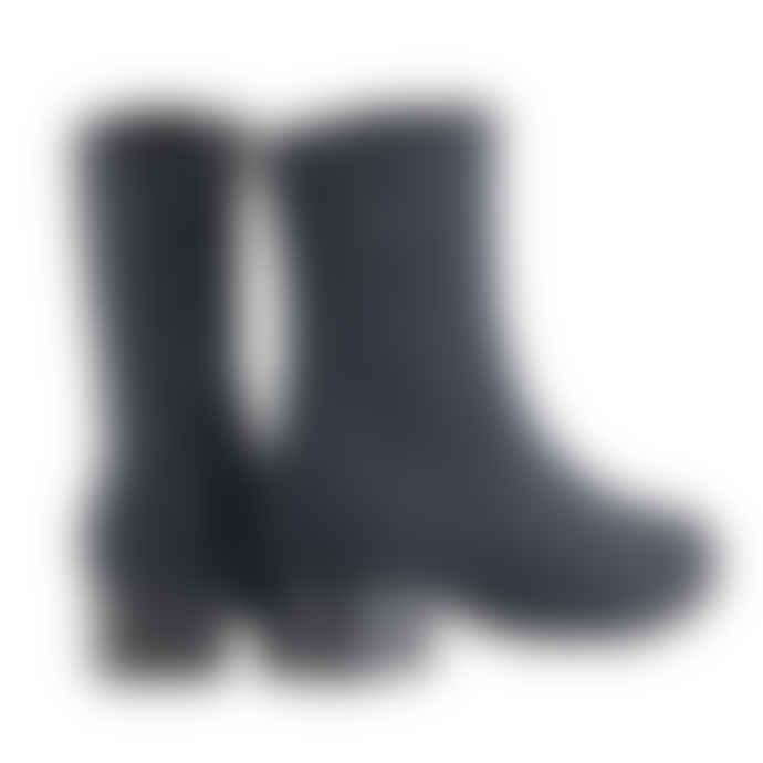 Hogl Dry Class Gortex Stretch Black Ankle Boot