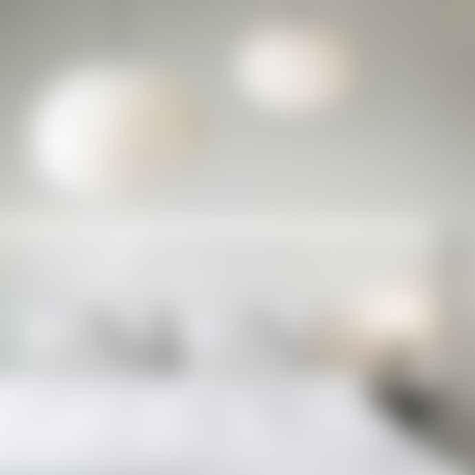 UMAGE Mini White Eos Feather Pendant Shade