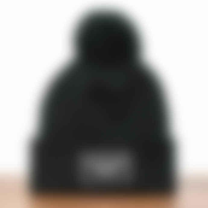 Watershed Brand Chunky Pom Beanie - Black