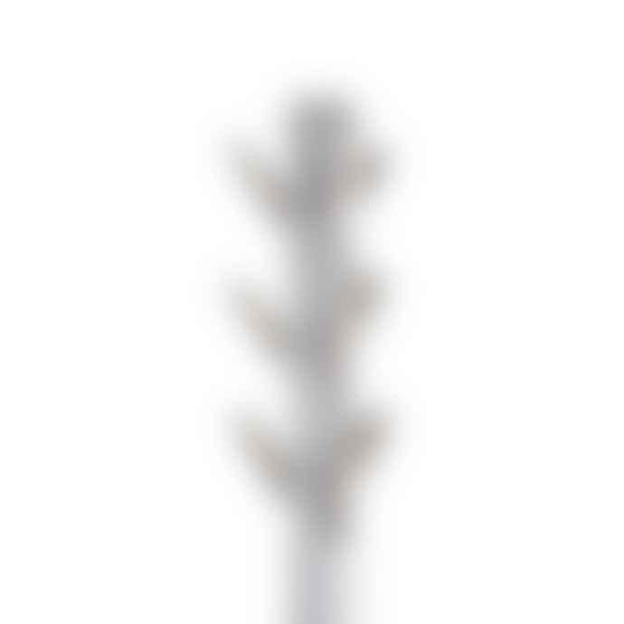 Umbra White Flapper Coat Stand