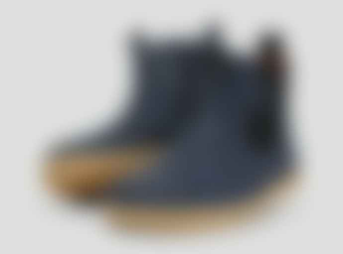 Bobux Unisex Navy Blue 'Jodhpur' I-Walk Boot