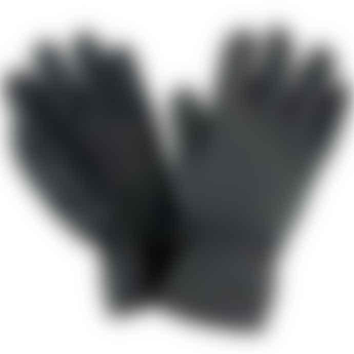 Born Black Soft Shell Gloves