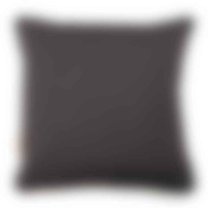 Susi Bellamy Pink Star Silk Pillow
