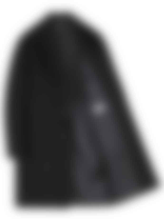 IN SILENCE Morris Cashmere Coat Black