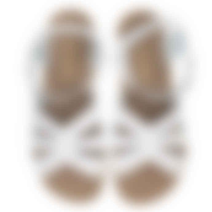 Salt-Water Original White Sandals