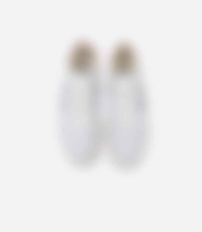 Veja White V 10 Extra Nautico Pekin Trainers