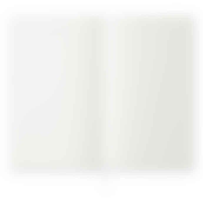 Midori MD Notebook Cotton B6 Slim Blank