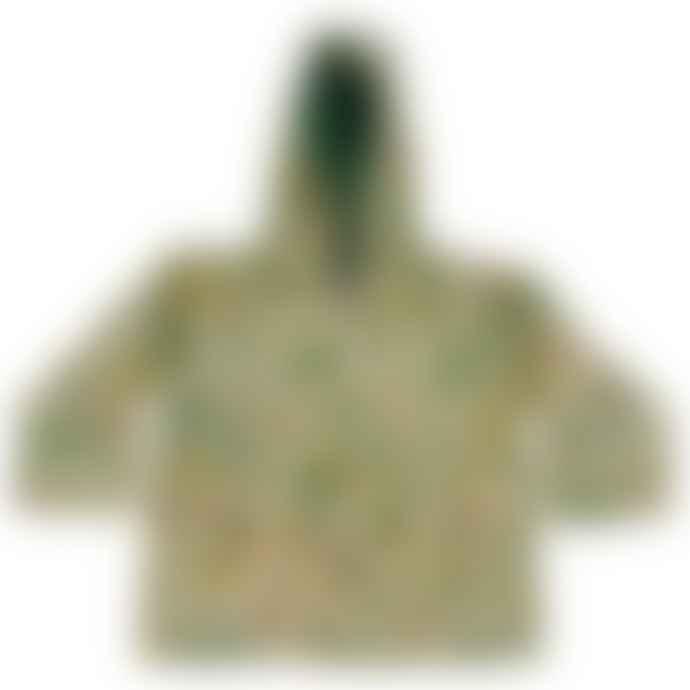 Powell Craft Children's Dinosaur Print Hooded Raincoat