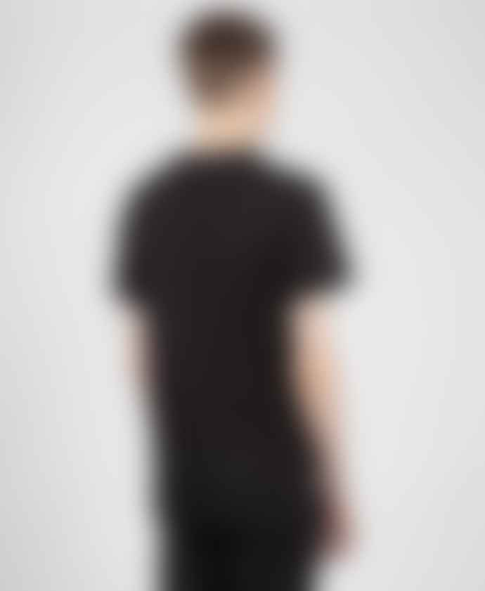 Sefton Black Classic Style 20 T Shirt