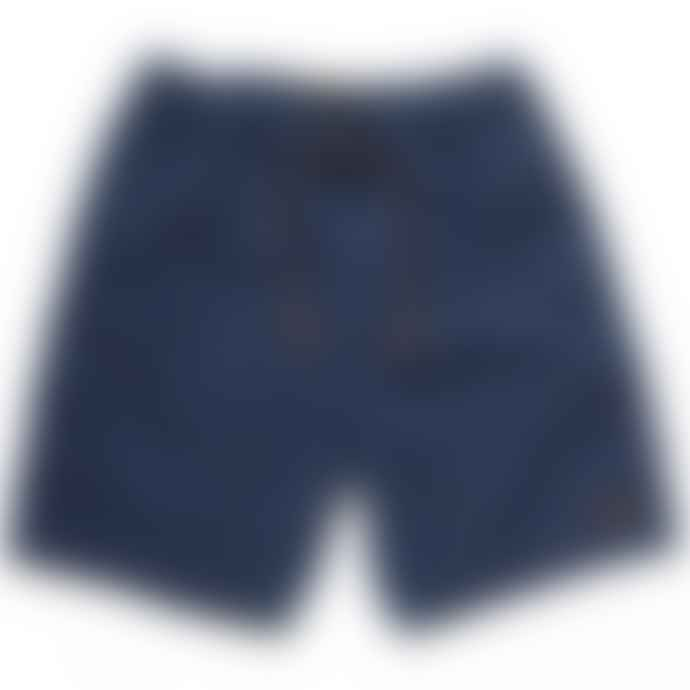 Deus Ex Machina Navy Fiesta Shorts