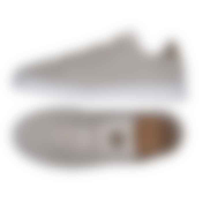 Woden Champagne Pearl Jane Trainers