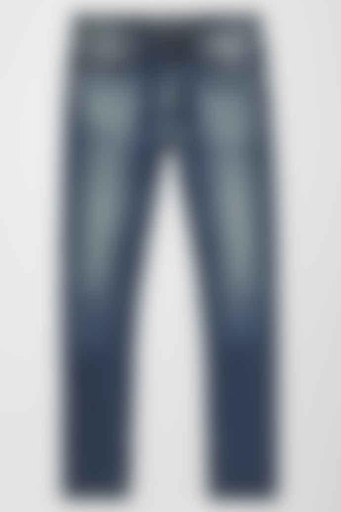 Denham The Jeanmaker Blue Razor Slim Fit Jeans