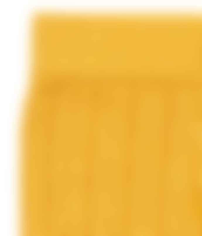 Sense Organics Mustard Knitted Baby Leggings