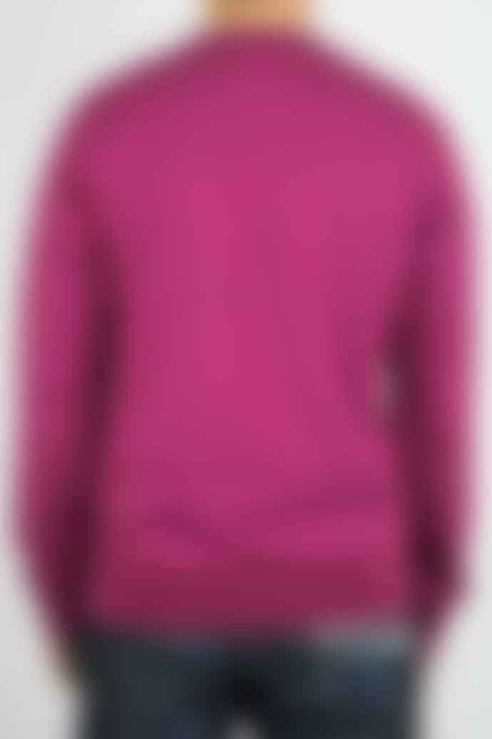Albam Classic Rasberry Sweater
