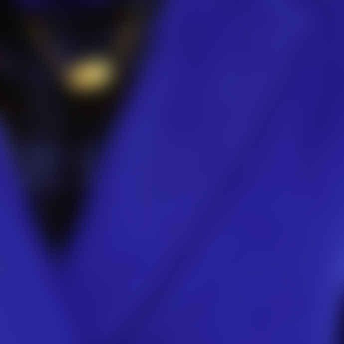 SUNCOO Klein Blue Eugenie Coat