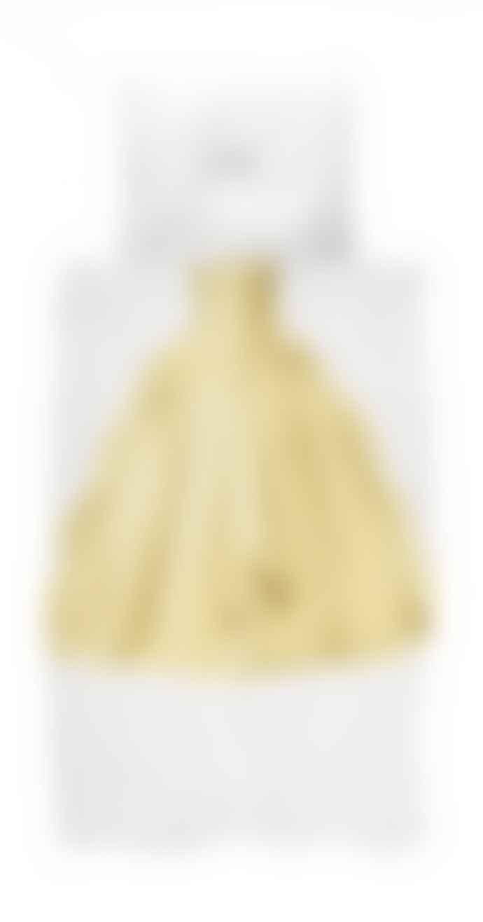 Snurk Yellow Princess 1 Person Duvet Cover