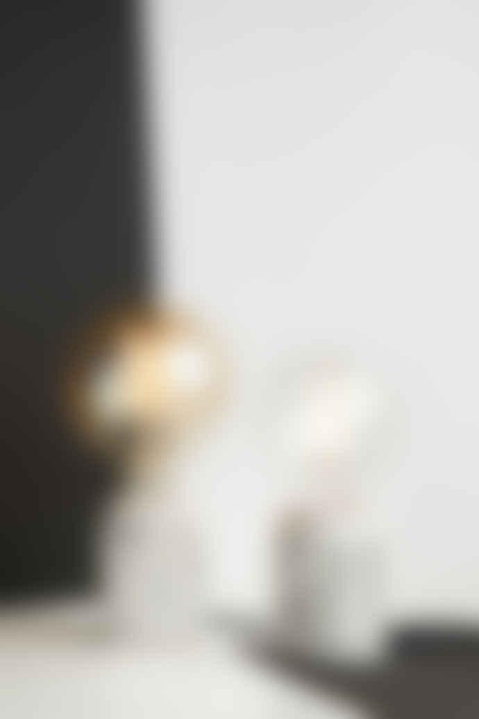 Emily Marlin Classic Monochrome Table Terrazzo Jesmonite Lamp