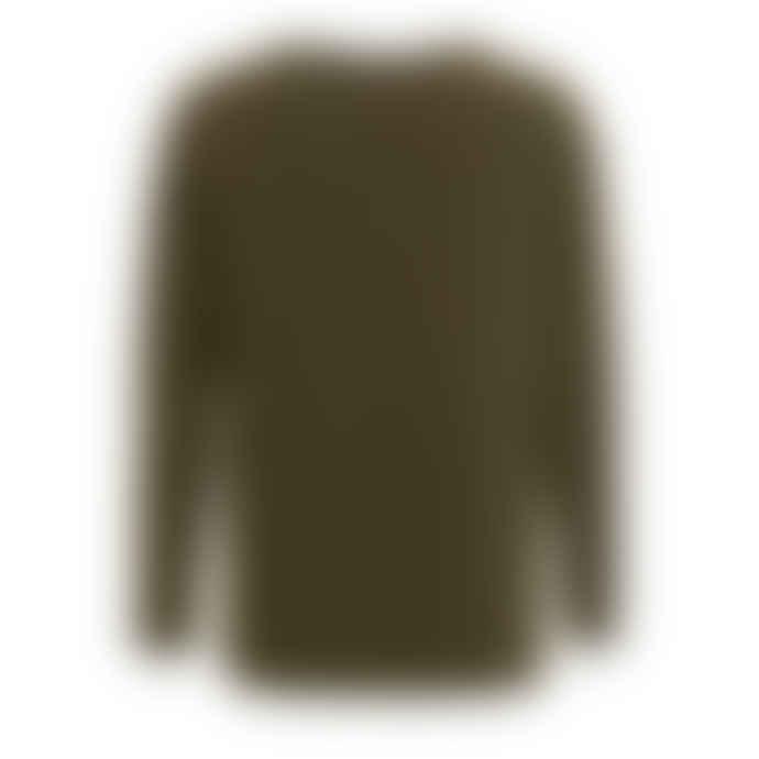 ese O ese Khaki Namur Necklace Jersey