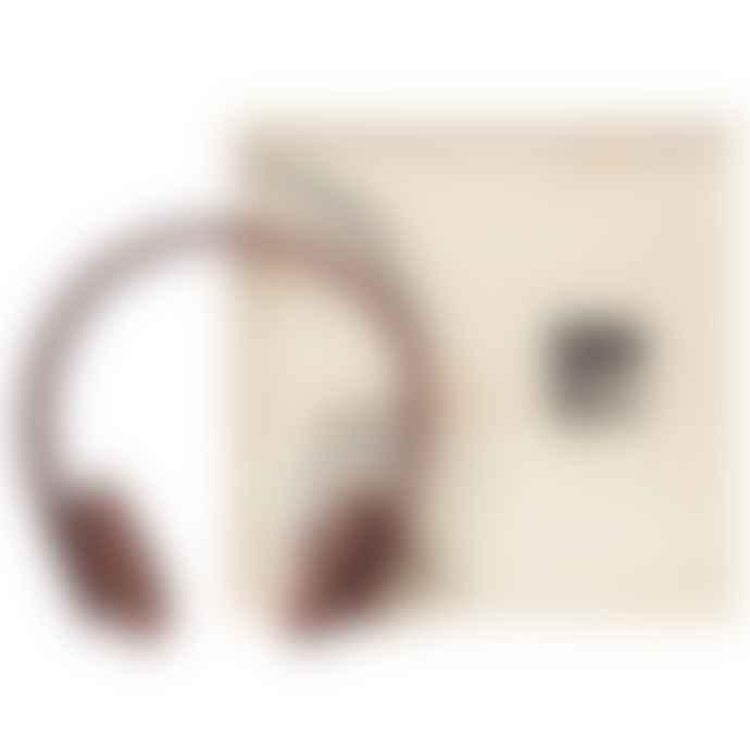 Kreafunk aHead Wireless Headphones - Plum