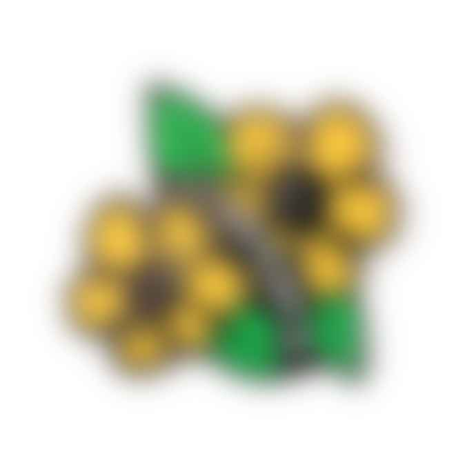 Stay Home Club Stubborn Enamel Pin Badge
