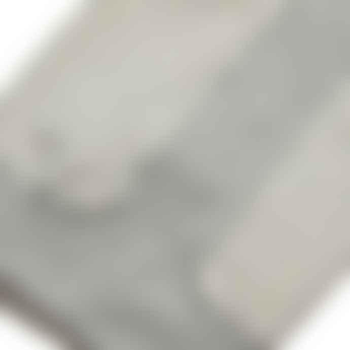Arnold & Co Grey Marl Forge Denim Ribbed Sweatshirt