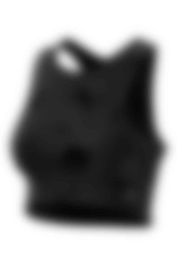 Adidas  2 0 Black Crop Top