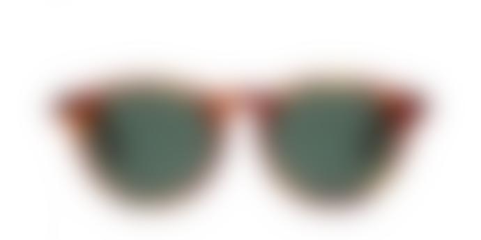 Fora Goldlover - Light Brown / Sunglasses