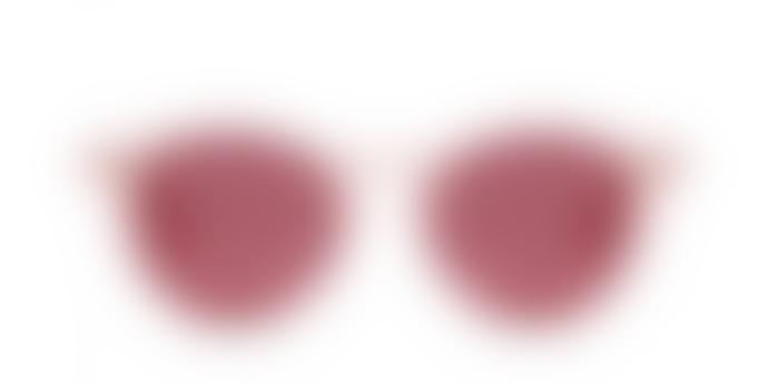 Fora Goldlover - Milky Pink / Sunglasses