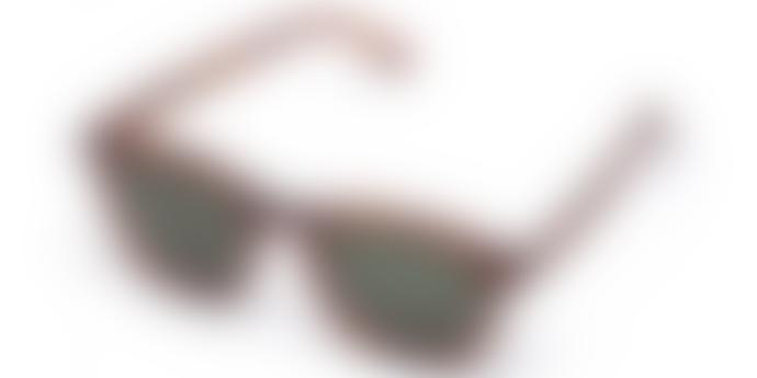 Fora Hero - Dark Brown Matte / Sunglases