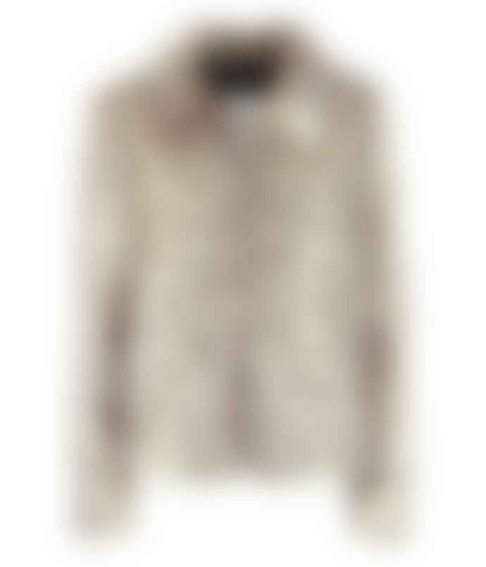 Parka London Balina Faux Fur Leopard Jacket