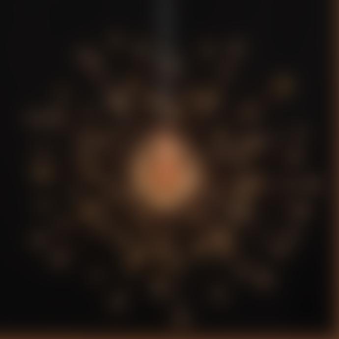 Lightstyle London Small Starburst Warm LED Light