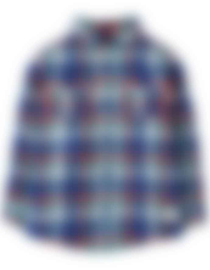 Frugi Cosy Check 4 To 5 Years Hector Checked Shirt