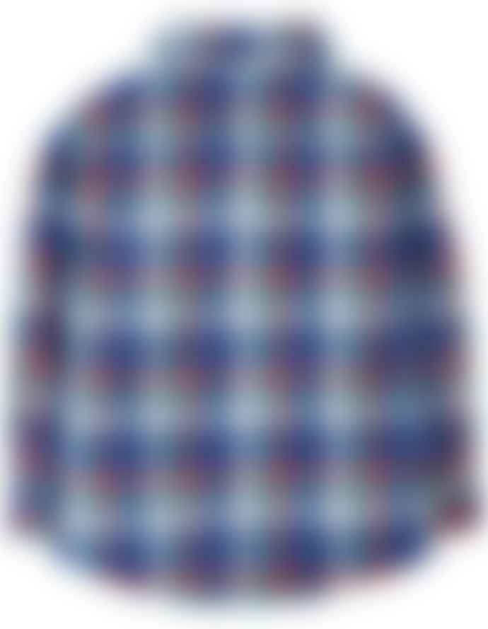 Frugi Cosy Check 5 To 6 Years Hector Checked Shirt