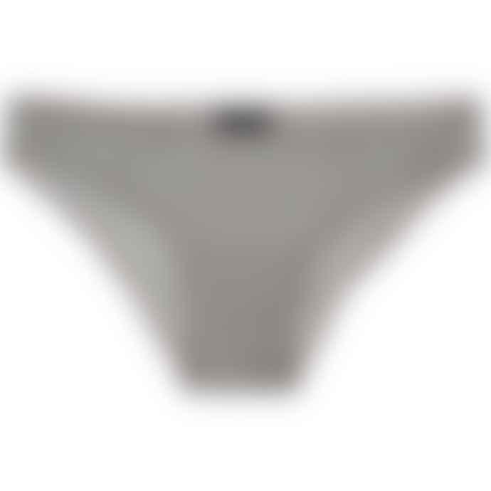 Lulu's Drawer Grey Mae Low Panty
