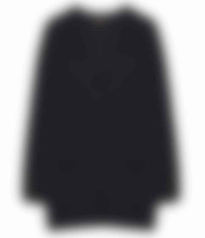 10per3 Black Cashmere Cardigan